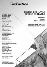 Marco Alemanno - Vox Poetica