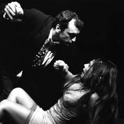 2001 - Una serata fuori di Harold Pinter - Regia di Nino Campisi