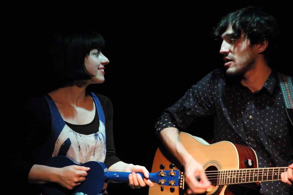 Roberta Giallo e Marco Sbarbati