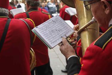 Note in allegria, Bologna, 2012