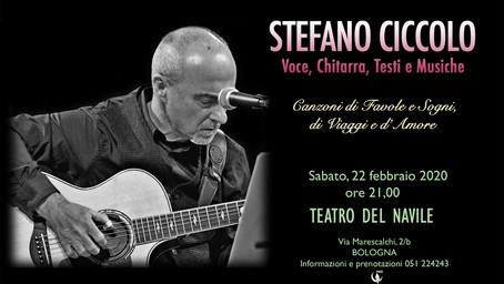 Stefano Ciccolo in concerto