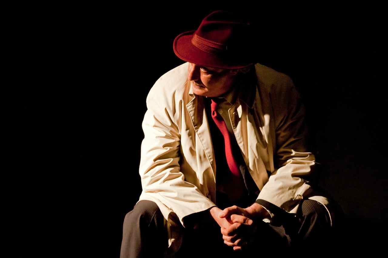 Incantesimo in stazione di M. Corrado, Teatro del Navile, 2009, (Foto G.Orlandi)