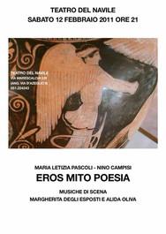 Maria Letizia Pascoli - Eros Mito Poesia