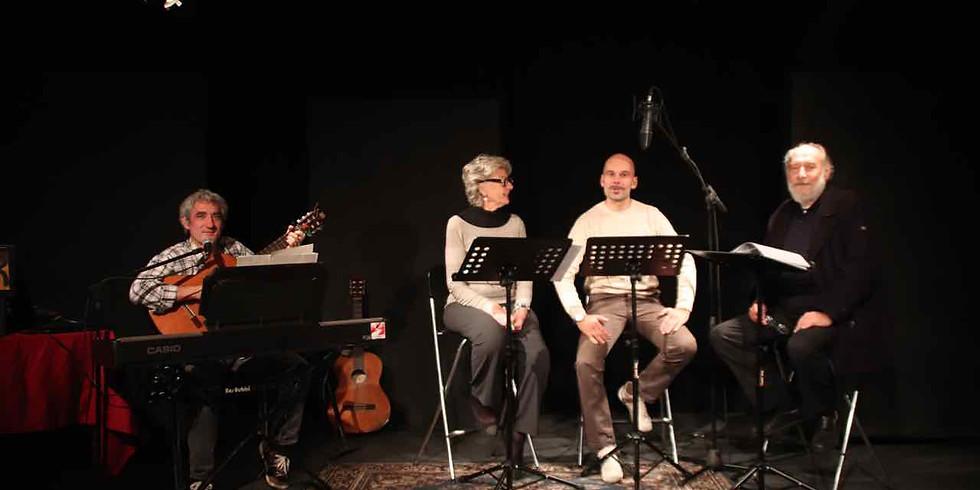 Omero, un cantautore - Storie di guerre e d'amore (Replica)