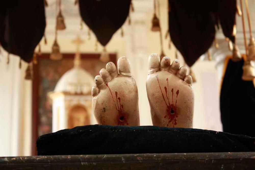 Deposizione di Gesù Cristo, Poggio - Isola d'Elba, 2012 © Nino Campisi