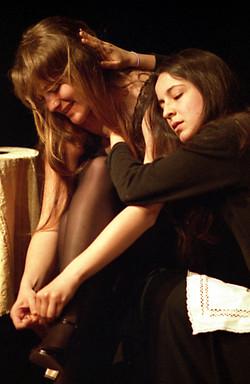 2004 - Le serve (J.Genet) regia di Nino Campisi -