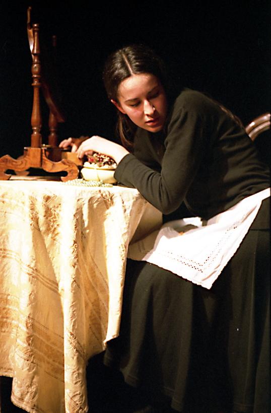 2004 - Le serve (J.Genet) regia di Nino Campisi - 3