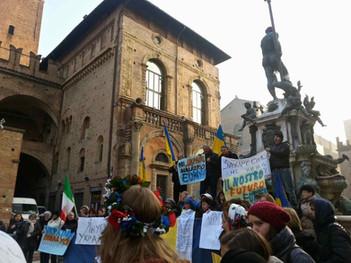 Sceliamo Europa, Bologna, 2013