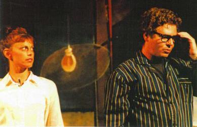 Raffaella Gennamari e Nino Campisi - Il compleanno di Harold Pinter - 1999