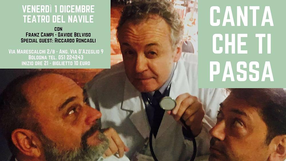 Franz Campi - Canta che ti passa
