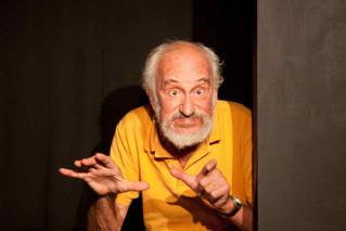 Enzo Robutti al Teatro del Navile (foto G. Orlandi, 2009) - 03