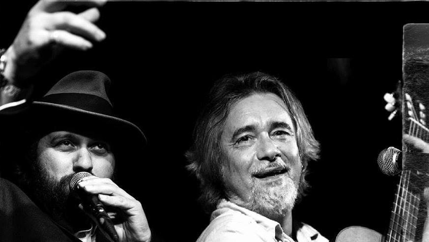 Gian Marco Basta e Max Manfredi al Teatro del Navile