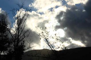 Paesaggio in Val d'Orcia