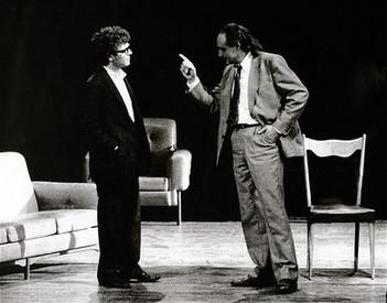 1994 - Il compleanno di Harold Pinter - Regia di Nino Campisi