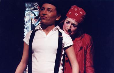 2003 - Latte Me Espresso Myself di Maureen McGuigan - Regia di Angela Baviera