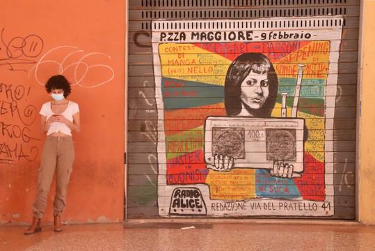 Radio Alice - Via del Pratello 41