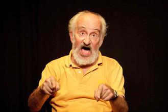 Enzo Robutti al Teatro del Navile (foto G. Orlandi, 2009) - 08