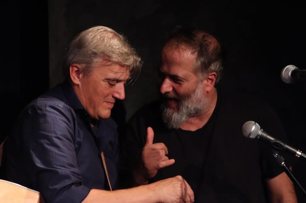 Gian Luca Naldi e Federico Aicardi