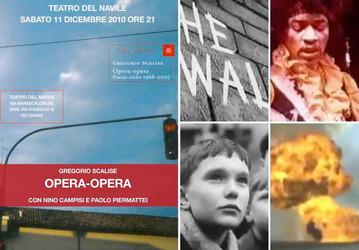Gregorio Scalise - Opera - Opera