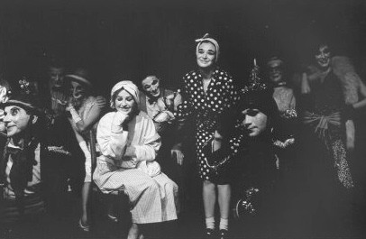 2000 - Tangel Valentin regia di Massimo Manini