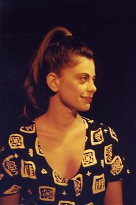 Raffaella Gennamari - Il compleanno di Harold Pinter - 1999