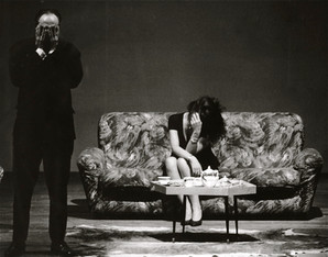 1993 - Vecchi tempi di Harold Pinter - Regia di Nino Campisi
