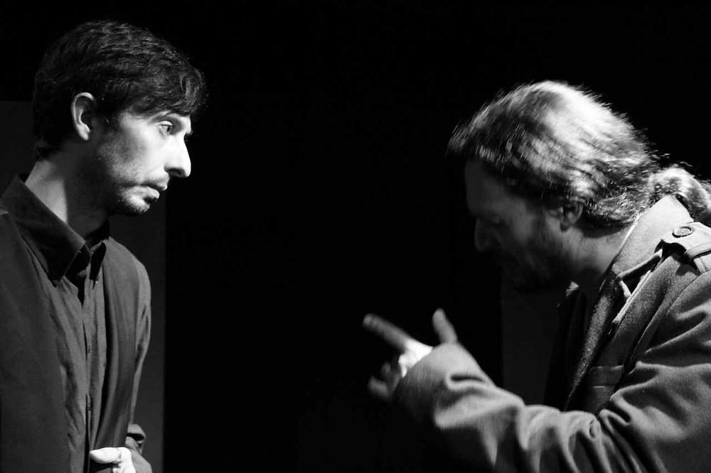 Teatro del Navile - Delitto e castigo, regia di Nino Campisi