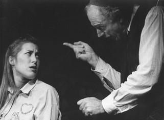 2001 - La lezione di Eugene Ionesco - Regia di Nino Campisi