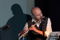 Roberto Gaiba, Fire Exit, Teatro del Navile, 10.01.2015 - 1.jpg