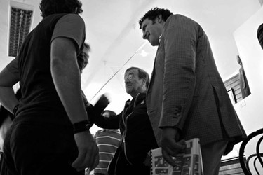Lucio Dalla al Teatro del Navile - 06.06.2011 - 4  (foto di Nino Campisi)