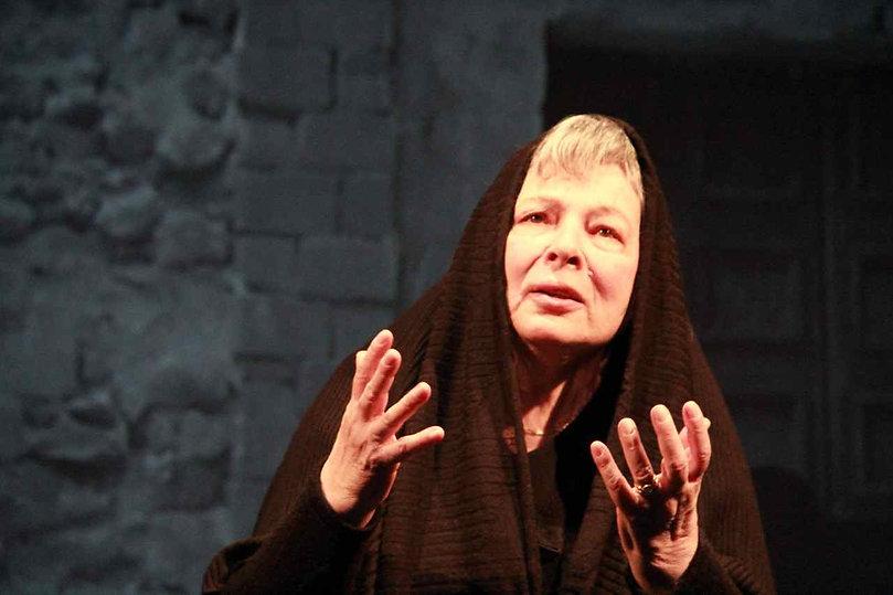 Maria Letizia Pascoli, ne L'altro figlio di Luigi Pirandello - 10.04.2013