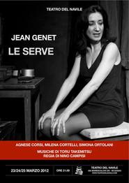 Jean Genet - Le serve
