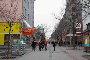 Shopping, Vienna 2010