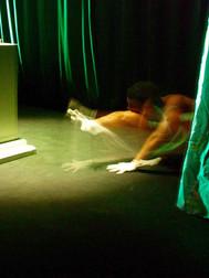 2006 - Ghost Trio di Brad Chequer - Una regia di Nino Campisi