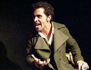 2004 - L'orso di Anton Cechov - Regia di Nino Campisi