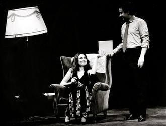 I nani di Harold Pinter - Una regia di Nino Campisi. Teatro Dehon, 1994.