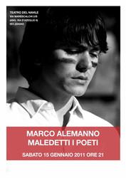 Marco Alemanno - Maledetti i poeti