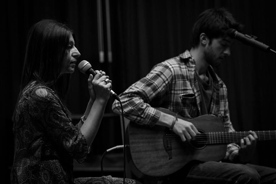 Silvia Secco e Alessandro Baro