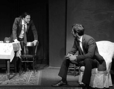 2012 - Il compleanno di Harold Pinter - Regia di Nino Campisi - 05