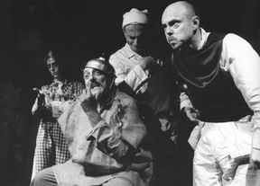 2001 - Ubu re incatenato - Regia di Massimo Manini
