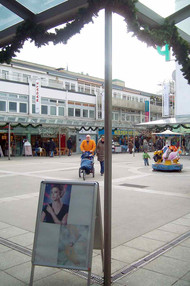 Hietzinger Hauptstrasse, Vienna, 2007 -