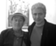 Lucio Dalla e Nino Campisi al Teatro del Navile