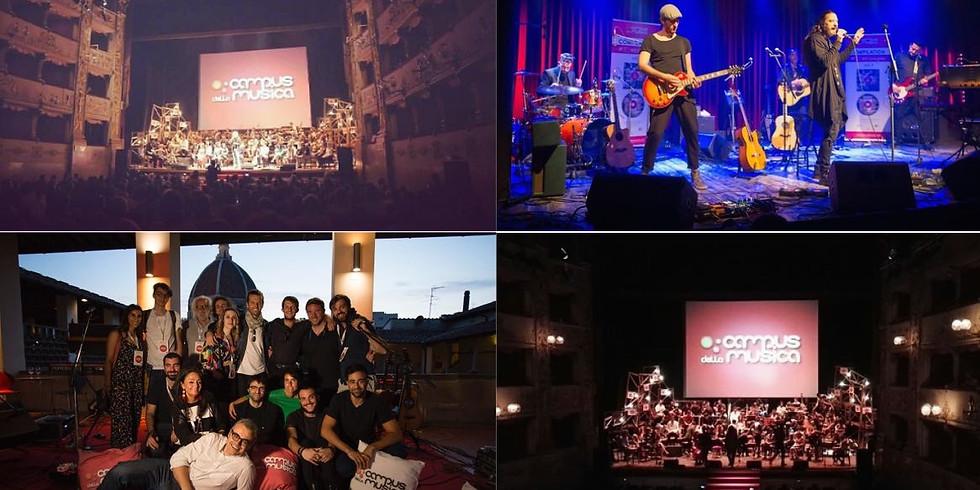 Campus della musica - YesWeCampus Tour
