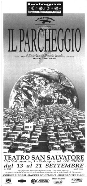 Il parcheggio di Maurizio Corrado, regia di Nino Campisi, 1996