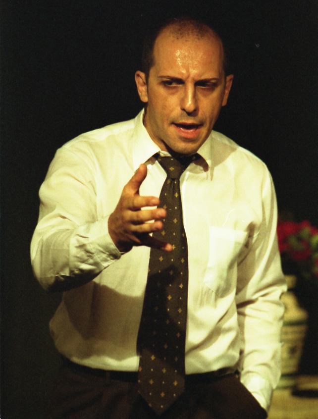 2003-La morsa di Luigi Pirandello - Matteo Cotugno