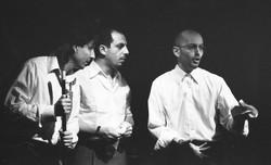 2002-Tre sull'altalena di Luigi Luna