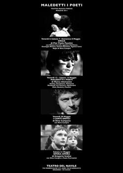 Maledetti i poeti - 2010-2011