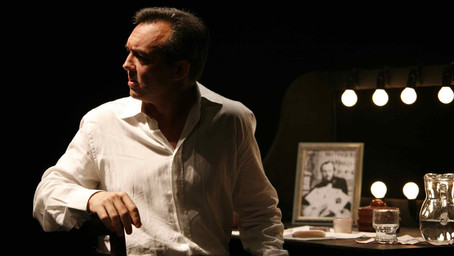 Emanuele Salce al Teatro del Navile