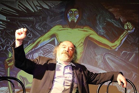 Gesù legge Marx di Enzo Pellegrino