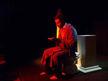 Ghost Trio di Brad Chequer - Una regia di Nino Campisi